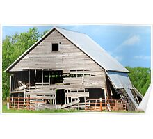 Used Barn Poster