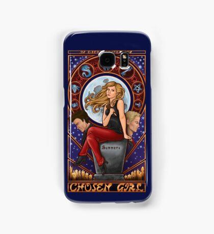 Chosen Girl Samsung Galaxy Case/Skin
