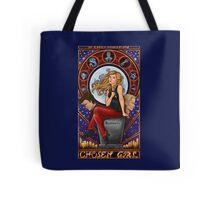 Chosen Girl Tote Bag