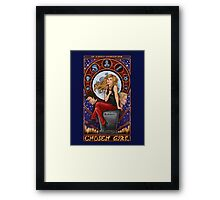 Chosen Girl Framed Print