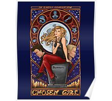 Chosen Girl Poster