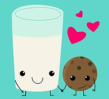 You're the Milk to My Cookie by Crystal Potter