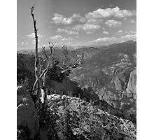 Grand Canyon of the Tuolumne - Yosemite N.P. Photographic Print