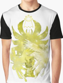 TK's/Takeru's Patamon digievolution line (Digimon Adventure) Graphic T-Shirt
