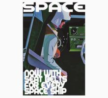 Space... Seatbelts by EndersBean
