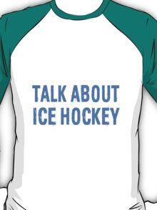 Funny Ice Hockey T Shirt T-Shirt