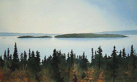 Cat Islands by Douglas Hunt