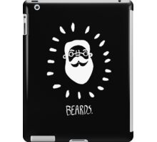 Beards. iPad Case/Skin