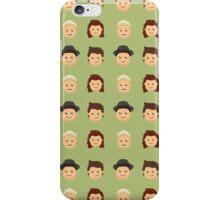 1D Emoji iPhone Case/Skin