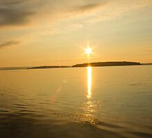 Rick Lake Ontario Sunset by tm-photography3