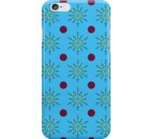 Winter Wonderland Snow Scene  iPhone Case/Skin