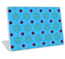 Winter Wonderland Snow Scene  Laptop Skin
