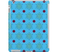 Winter Wonderland Snow Scene  iPad Case/Skin