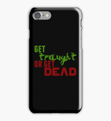Traught iPhone Case/Skin