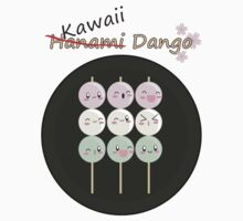 Kawaii Dango by AnimePlusYuma