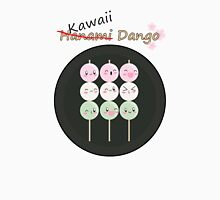 Kawaii Dango Womens Fitted T-Shirt