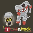 Decaf attack by GordonBDesigns