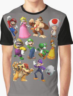 Nostalgia Graphic T-Shirt