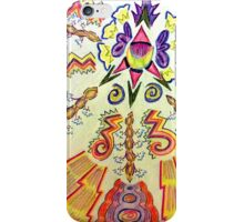 Flow and Buzz iPhone Case/Skin