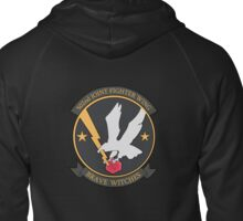 502nd Joint Fighter wing Back Zipped Hoodie