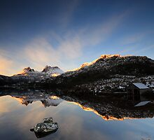 Cradle Mountain Spring Time by tinnieopener