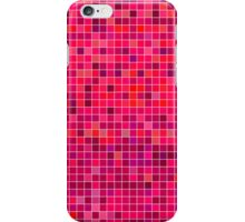 Red Mosaic [iPhone / iPad / iPod Case] iPhone Case/Skin