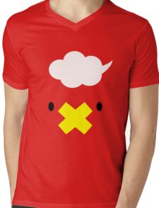Pokemon - Drifloon / Fuwante Mens V-Neck T-Shirt