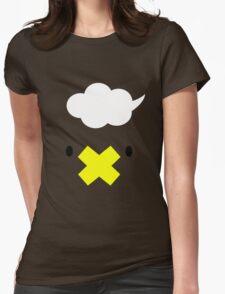 Pokemon - Drifloon / Fuwante Womens Fitted T-Shirt