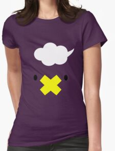 Pokemon - Drifloon / Fuwante Womens Fitted T-Shirt