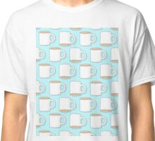Life Begins After (Inverse Pattern) Classic T-Shirt