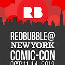 Official RB/NYCC Show Poster Challenge by terrydude