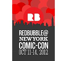 Official RB/NYCC Show Poster Challenge Photographic Print