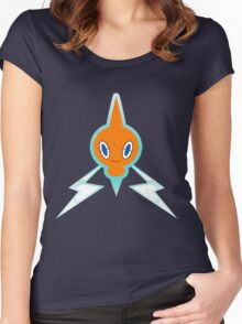 Pokemon - Rotom  Women's Fitted Scoop T-Shirt
