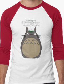 My Neighbor Totoro Men's Baseball ¾ T-Shirt