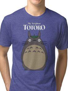 My Neighbor Totoro Tri-blend T-Shirt