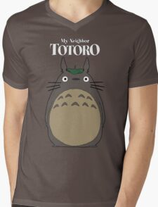 My Neighbor Totoro Mens V-Neck T-Shirt