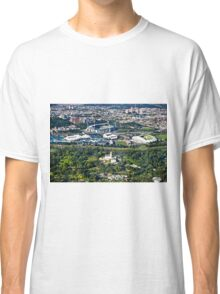 The Governor's backyard in Melbourne in 2011 Classic T-Shirt