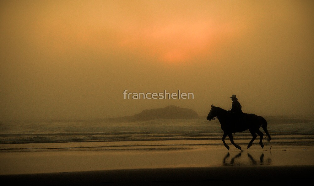 End of a Perfect Day by franceshelen