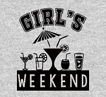 Girl's Weekend Womens Fitted T-Shirt