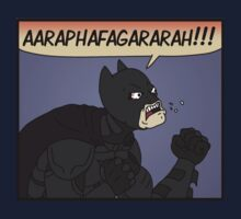 Batman Grumbles Shirt by Longburns