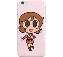 Mobile Suit Gundam - Fraw Bow iPhone Case/Skin