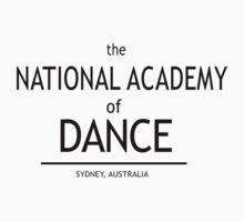 National Academy of Dance - Black by danicaliforniaa