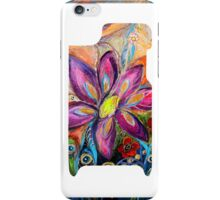 "iPhone case 2 based on my original artwork ""Supremacy of Blue"" iPhone Case/Skin"