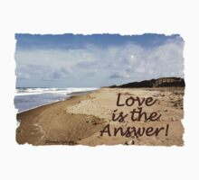 Someone to Love Is the Answer Kids Tee