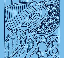 Pengaston Saxon Meadows by springwoodbooks
