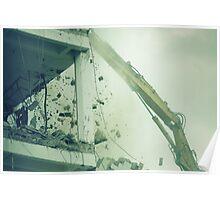 Breaking Houses Berlin Poster