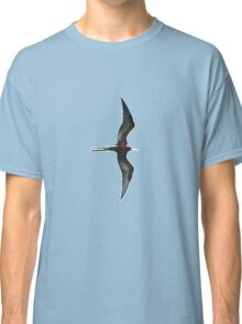 Galapagos Frigate in flight Classic T-Shirt