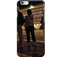 Dazzling Night In Piazza San Marco iPhone Case/Skin