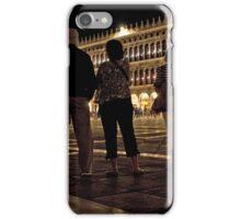 Dazzling Night In Piazza San Marco iPhone Case/Skin