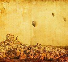 Cappadocia by Andrew Paranavitana